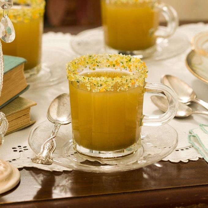 Citrus Tea with Tarragon
