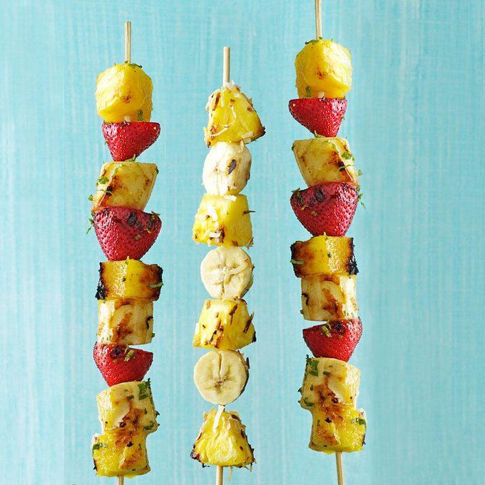 Citrusy Fruit Kabobs