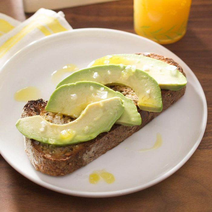 Classic avocado toast