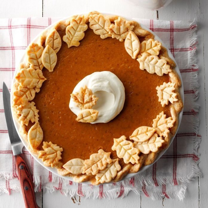 Capricorn: Pumpkin Pie