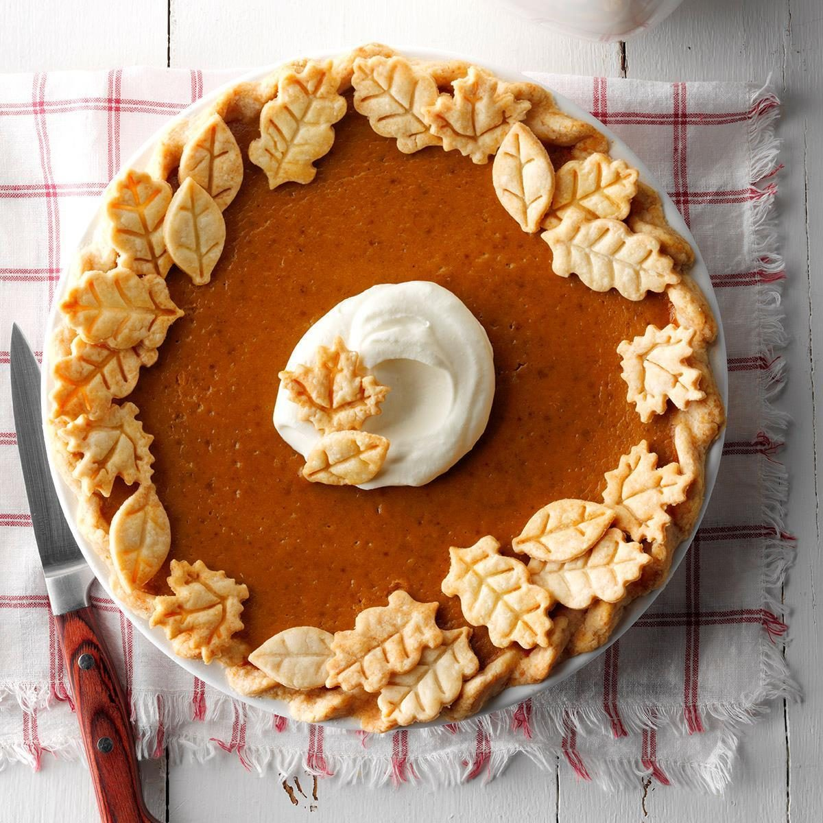 Our Top 10 Pumpkin Pie Recipes