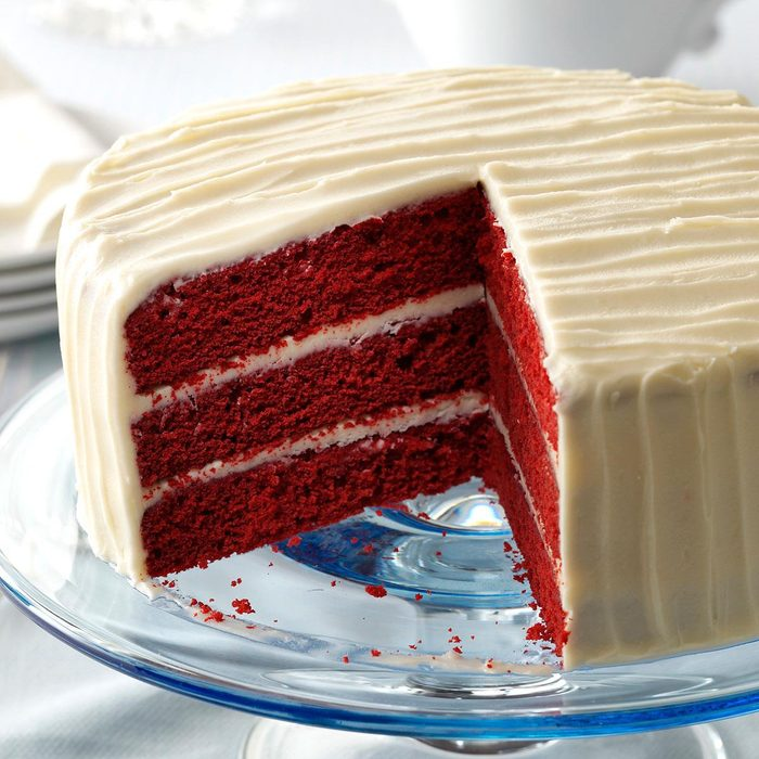 Aubrey Anderson-Emmons: Classic Red Velvet Cake