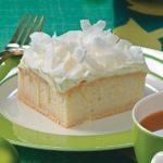 Coconut Cream Yummy Cake