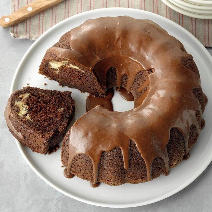 Coconut Fudge Cake