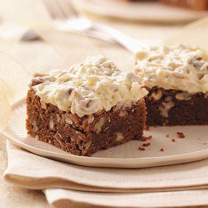 Coconut-Pecan Brownies