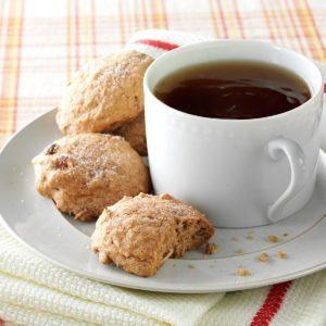 Coffee Almond Crisps