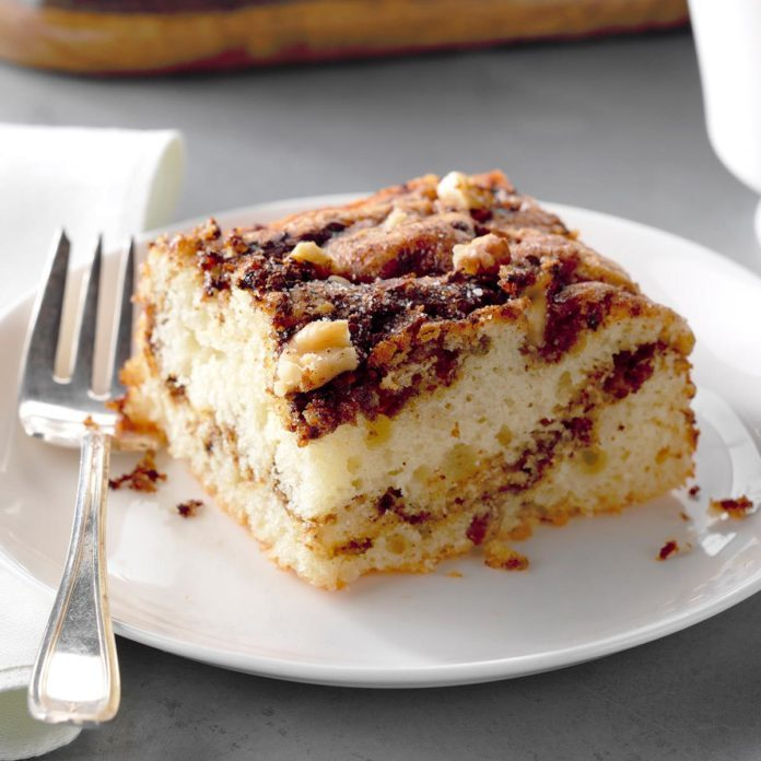 Coffee Lover's Coffee Cake