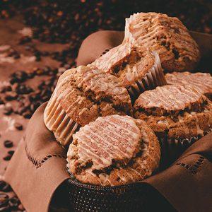 Coffee-Nut Muffins