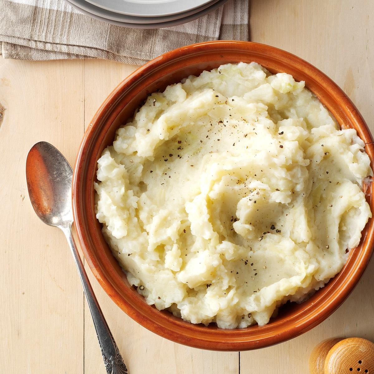Colcannon Irish Potatoes