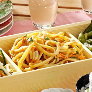 Cold Sesame Noodles