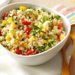 Colorful Quinoa Salad