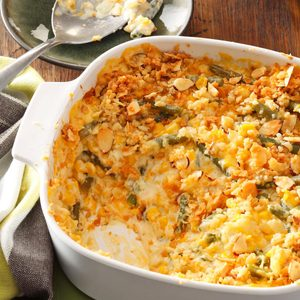Company Vegetable Casserole