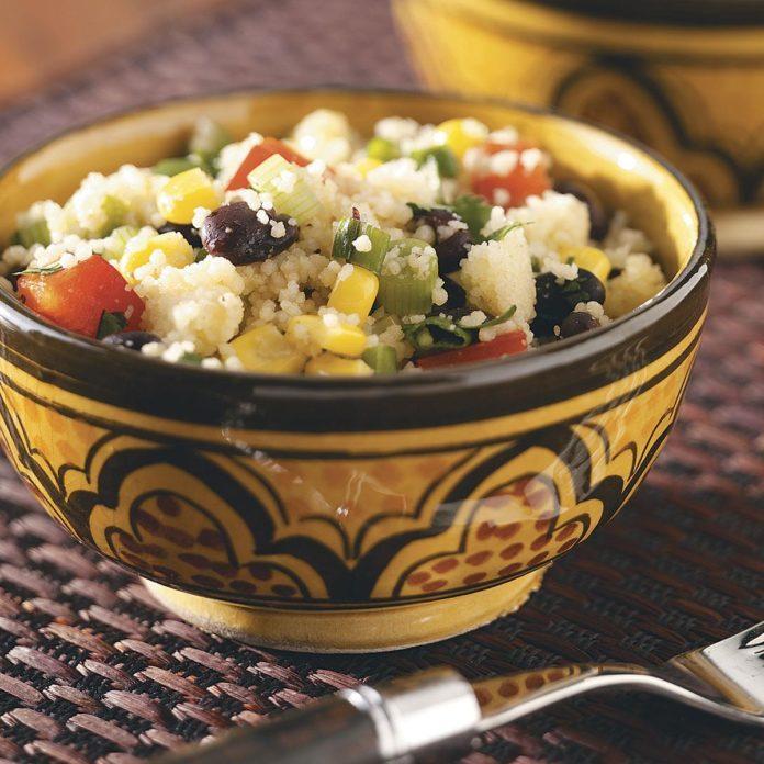 Confetti Couscous Salad