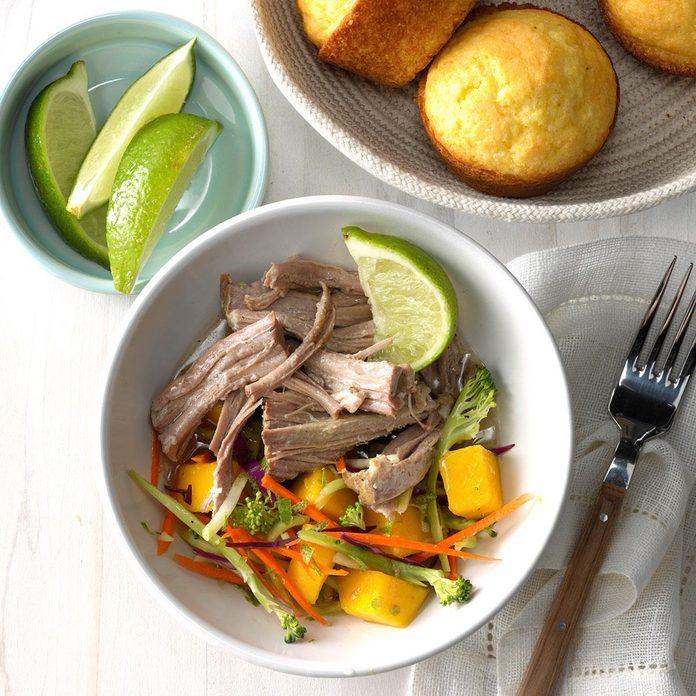 Conga Lime Pork