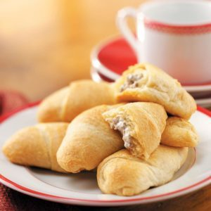 Contest-Winning Beef Stuffed Crescents