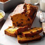 Contest-Winning Chocolate Chip Pumpkin Bread