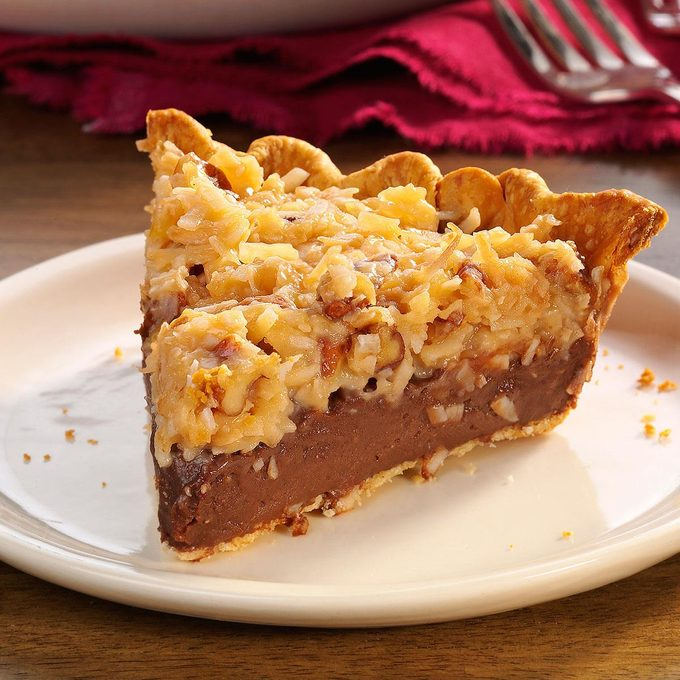 Contest Winning German Chocolate Pie Exps28978 Hc143213b10 30 6bc Rms 8
