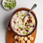 Contest-Winning New England Clam Chowder