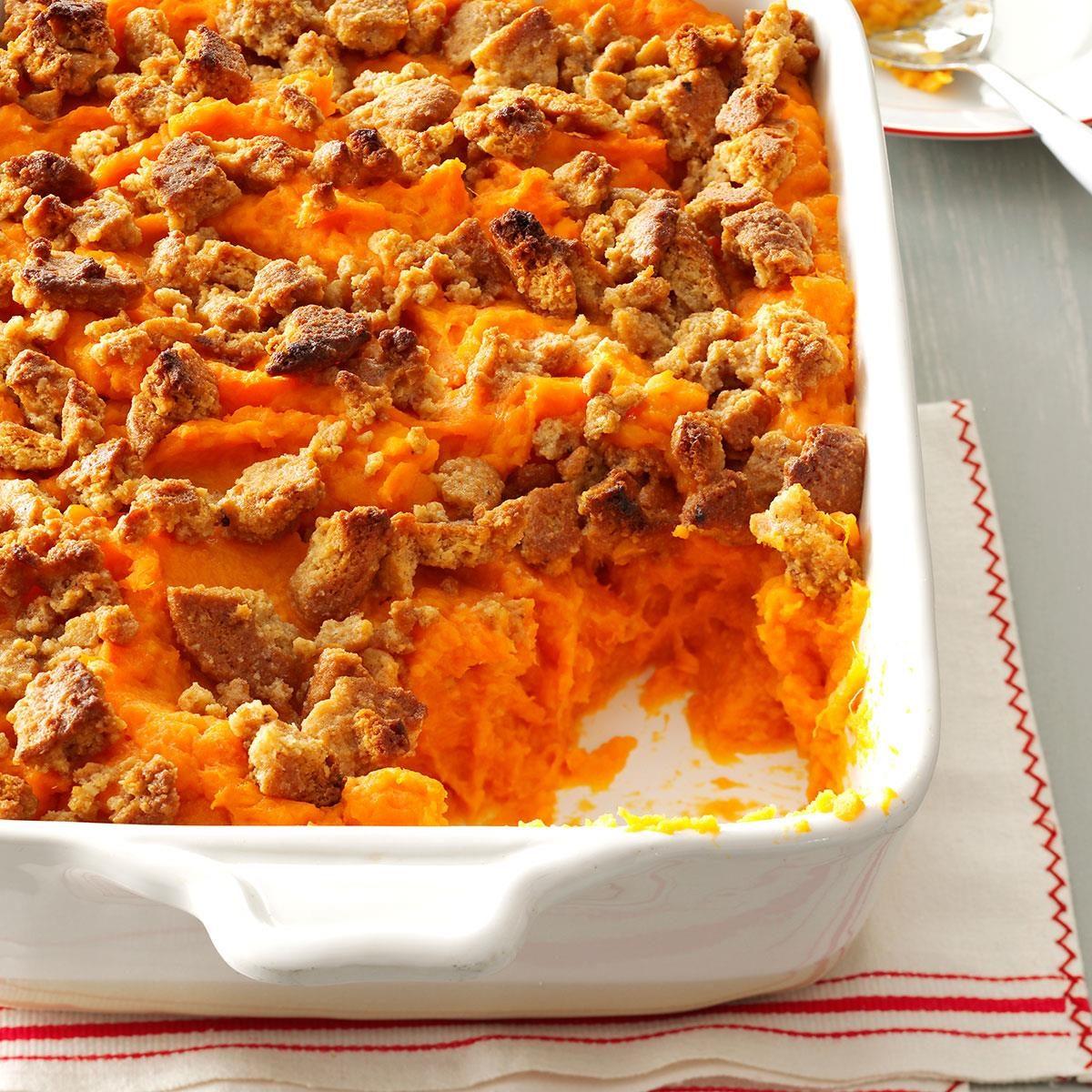 Contest-Winning Sweet Potato Bake