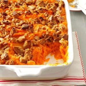 Contest-Winning Sweet Potato Bake