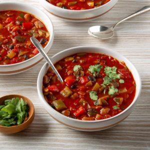 Contest-Winning Vegetarian Chili
