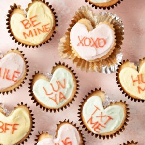 30 Valentine's Day Cupcakes We Love
