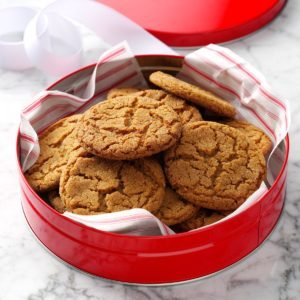 Cookie Jar Gingersnaps