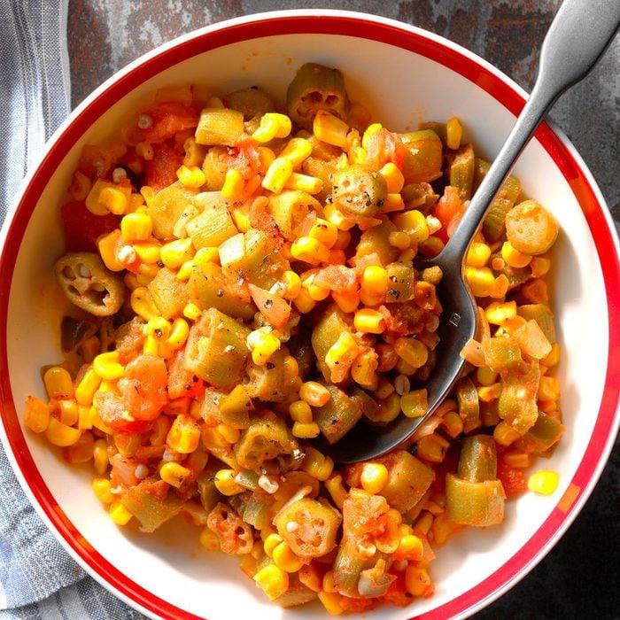 Corn Okra Creole