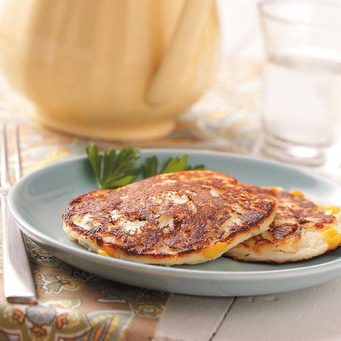 Corn Potato Pancakes