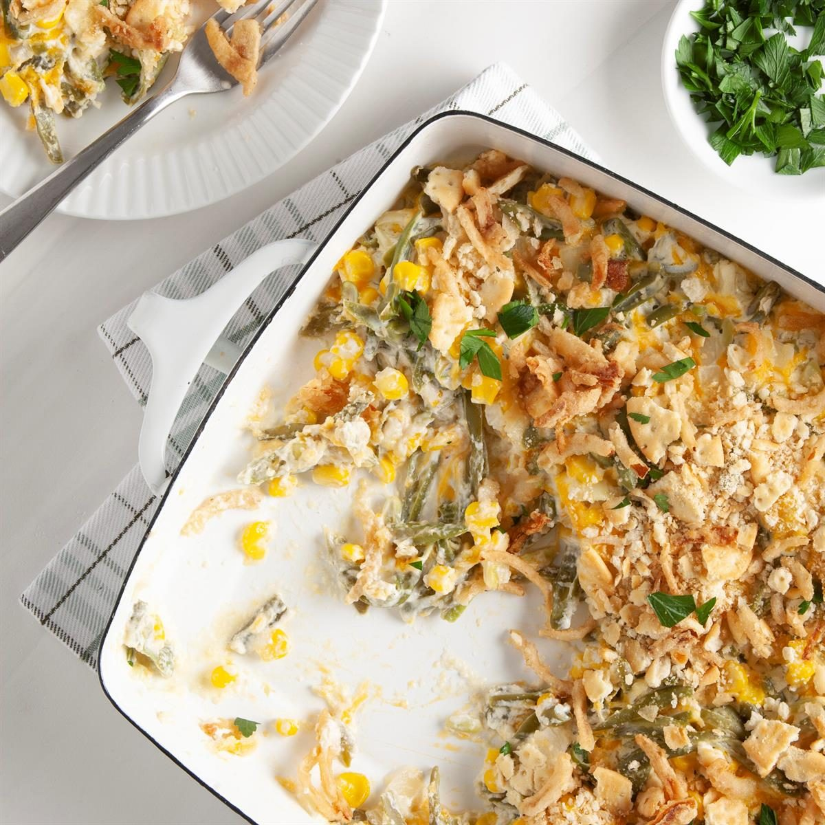 15 Quick & Easy Thanksgiving Casseroles