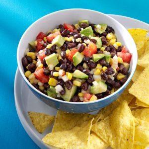 Corny Mexican Salad