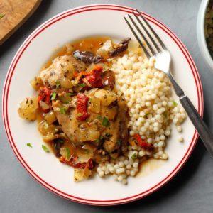 Corsican Chicken