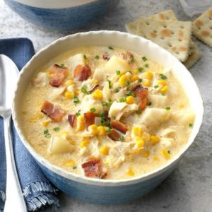 Country Fish Chowder
