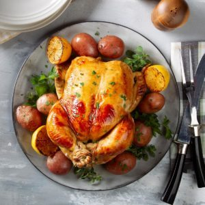 How to Cook a Whole Chicken in a Dutch Oven