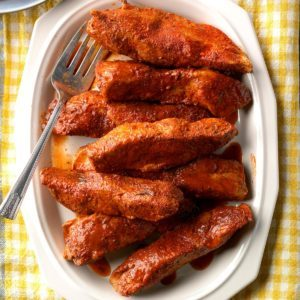 Country-Style Barbecue Ribs