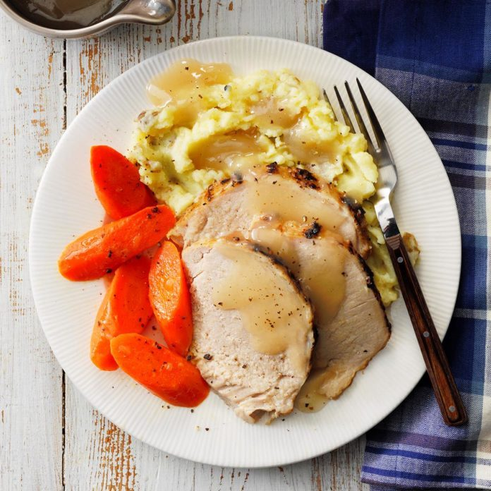 July 28: Country-Style Pork Loin
