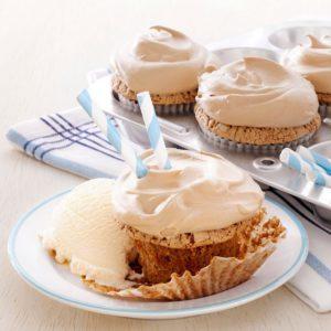 Cowabunga Root Beer Cupcakes