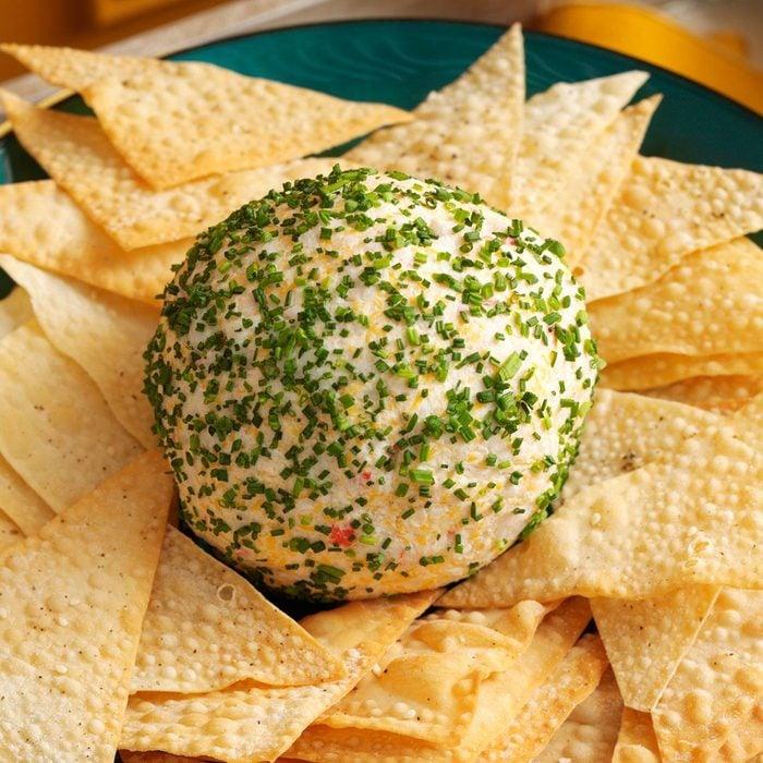 Crab Rangoon Cheese Ball
