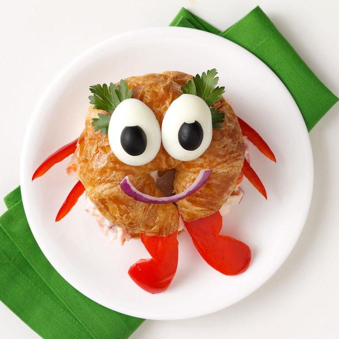 Crab Sandwiches