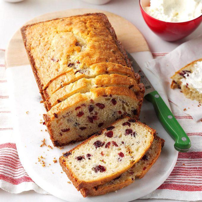 Cran-Almond Loaf