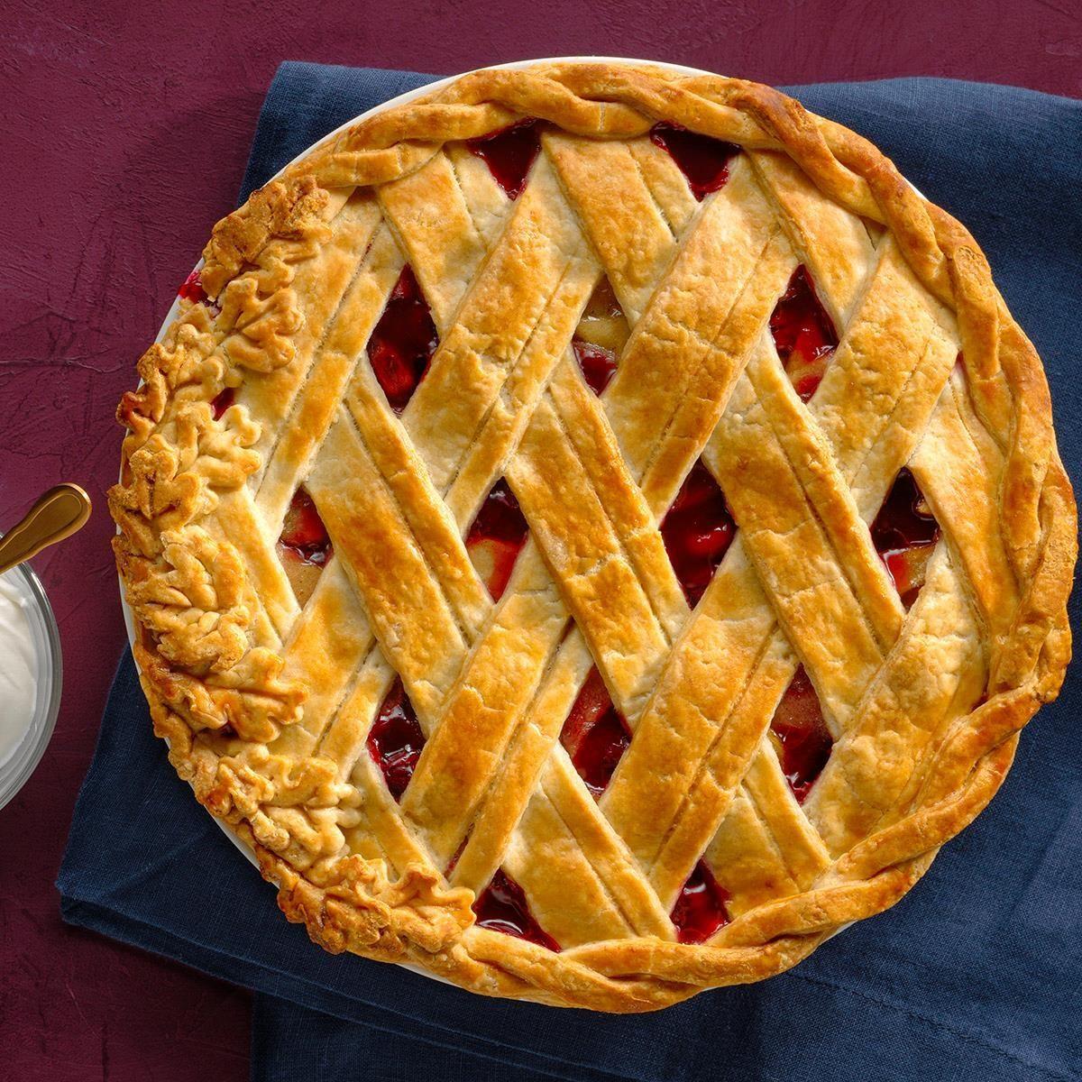 Cran-Apple Pie