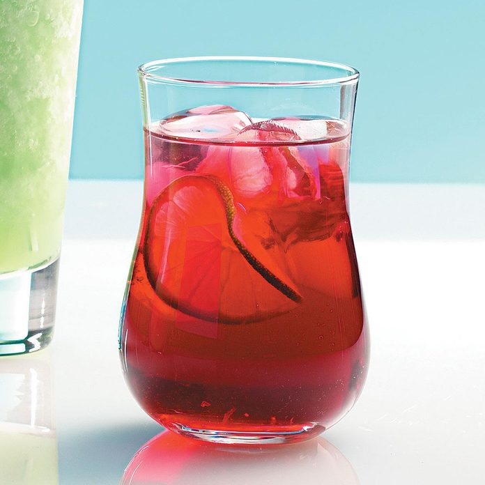 Cran-Grape Cooler