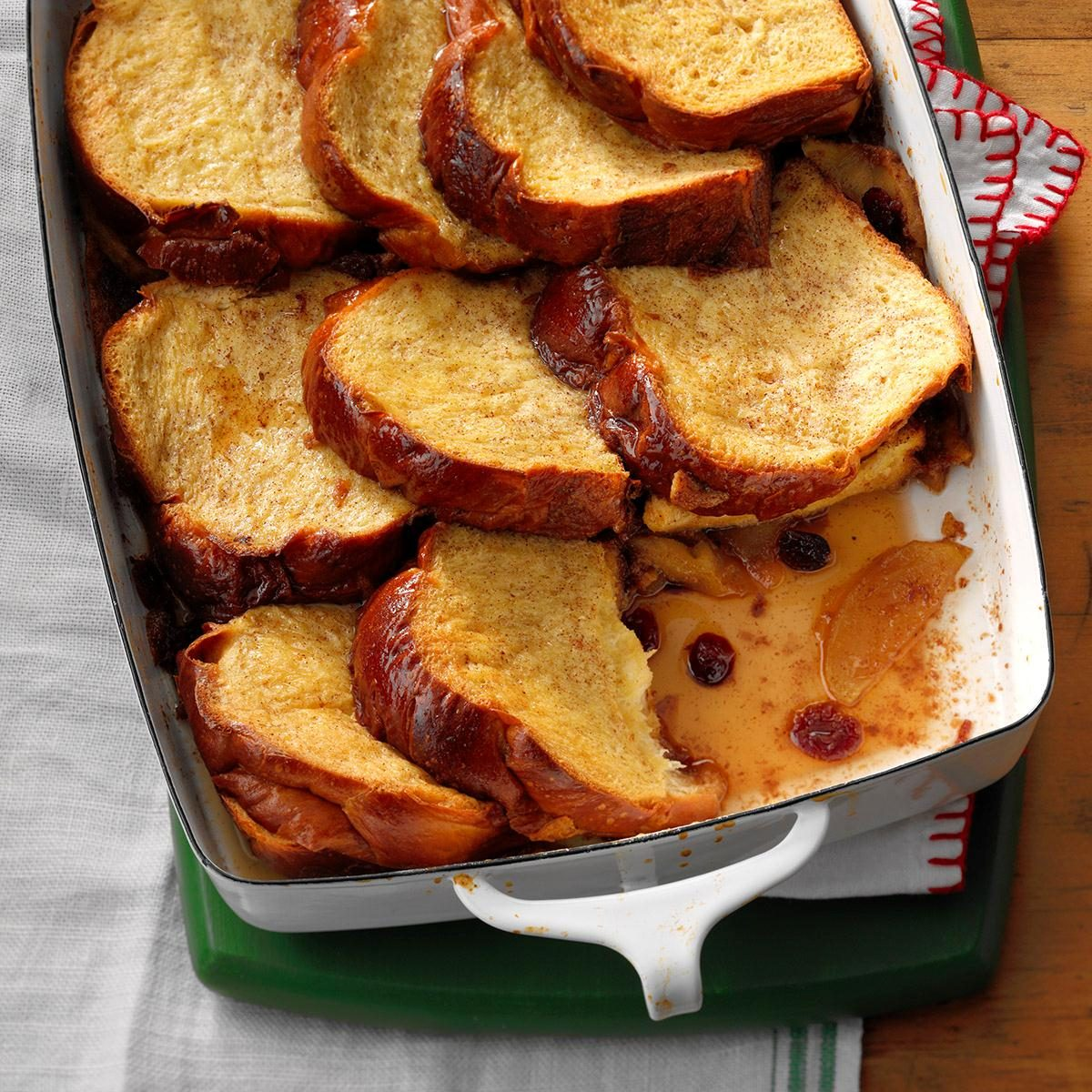 Cranberry-Apple French Toast
