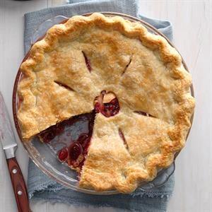 Cranberry Apple Pie