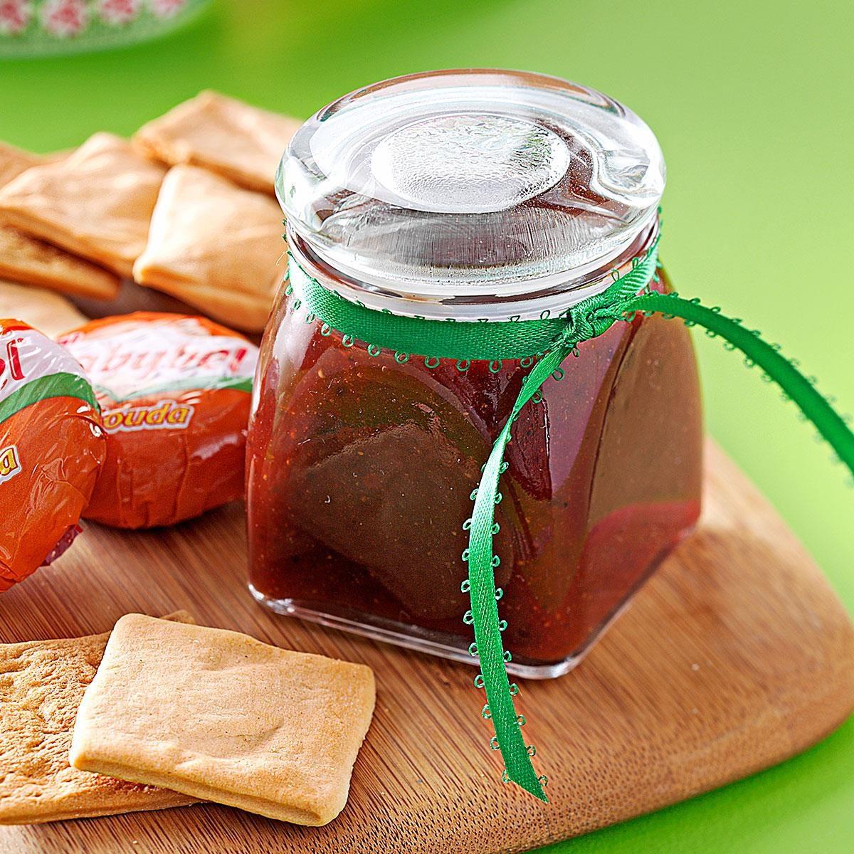 Cranberry BBQ Sauce