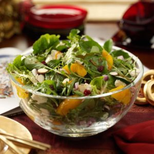 Cranberry Balsamic Salad