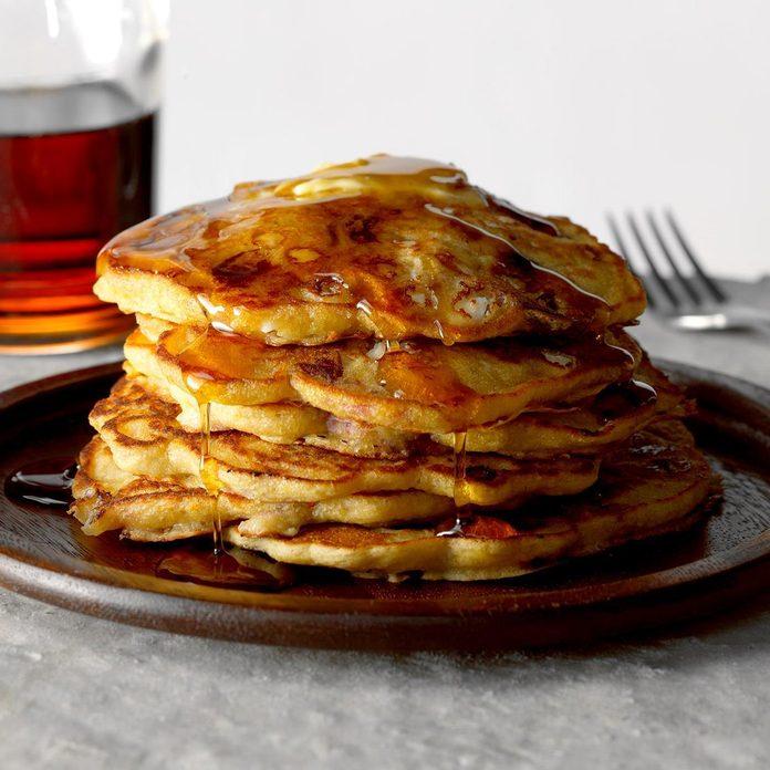 Cranberry Chip Pancakes