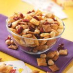 Cranberry Party Mix