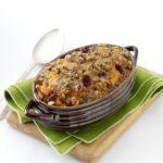 Cranberry-Pecan Sweet Potato Casserole
