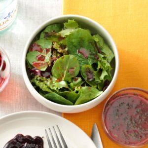 Cranberry-Sesame Vinaigrette
